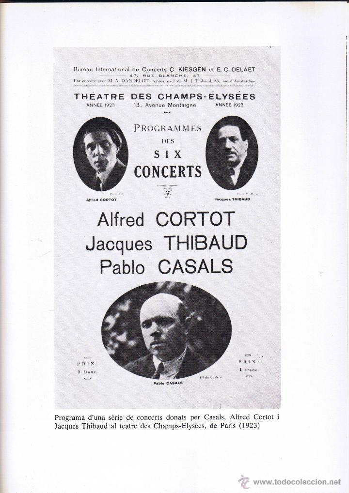 Libros de segunda mano: JOIA I TRISTOR - REFLEXIONS DE PAU CASALS RELATADES A ALBERT E KAHN - 1977 - CATALÀ - Foto 3 - 40572968