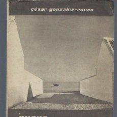 Libros de segunda mano: CESAR GONZÁLEZ RUANO, NUEVO DESCUBRIMIENTO DEL MEDITERRÁNEO, AFRODISIO AGUADO MADRID 1960, 175PÁGS. Lote 40574369