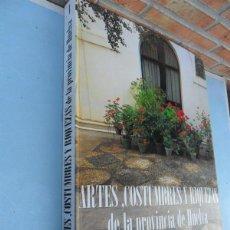 Libros de segunda mano: ARTE,CULTURA Y RIQUESAS DE HUELVA. Lote 40591671