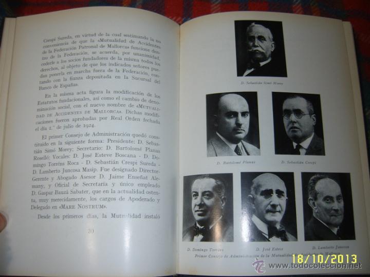 Libros de segunda mano: MARE NOSTRUM.25 ANIVERSARIO. 1ª EDICIÓN 1967.UNA AUTÉNTICA RAREZA.UNA JOYA!!!!. - Foto 7 - 125867498