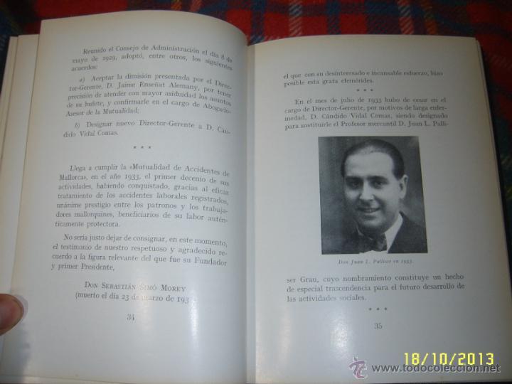 Libros de segunda mano: MARE NOSTRUM.25 ANIVERSARIO. 1ª EDICIÓN 1967.UNA AUTÉNTICA RAREZA.UNA JOYA!!!!. - Foto 8 - 125867498