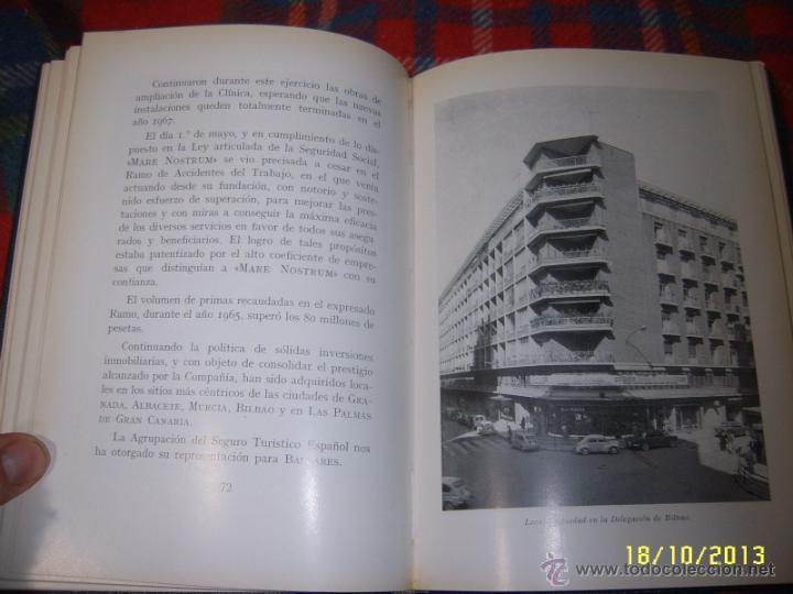 Libros de segunda mano: MARE NOSTRUM.25 ANIVERSARIO. 1ª EDICIÓN 1967.UNA AUTÉNTICA RAREZA.UNA JOYA!!!!. - Foto 14 - 125867498