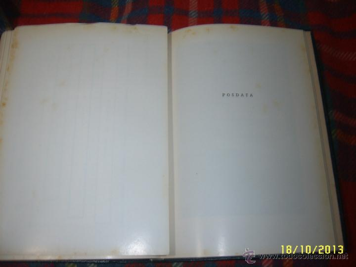 Libros de segunda mano: MARE NOSTRUM.25 ANIVERSARIO. 1ª EDICIÓN 1967.UNA AUTÉNTICA RAREZA.UNA JOYA!!!!. - Foto 38 - 125867498