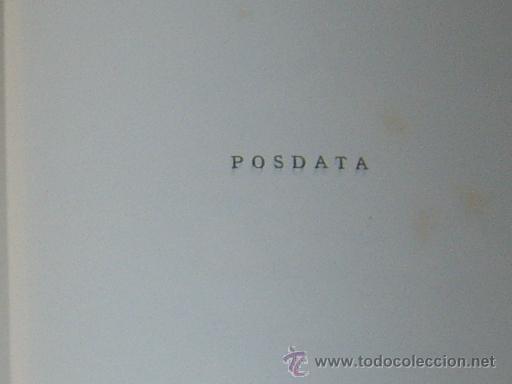 Libros de segunda mano: MARE NOSTRUM.25 ANIVERSARIO. 1ª EDICIÓN 1967.UNA AUTÉNTICA RAREZA.UNA JOYA!!!!. - Foto 39 - 125867498