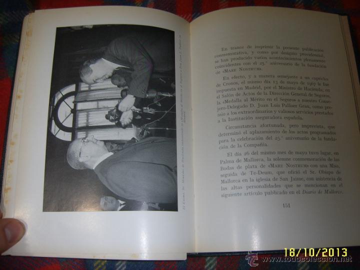 Libros de segunda mano: MARE NOSTRUM.25 ANIVERSARIO. 1ª EDICIÓN 1967.UNA AUTÉNTICA RAREZA.UNA JOYA!!!!. - Foto 40 - 125867498