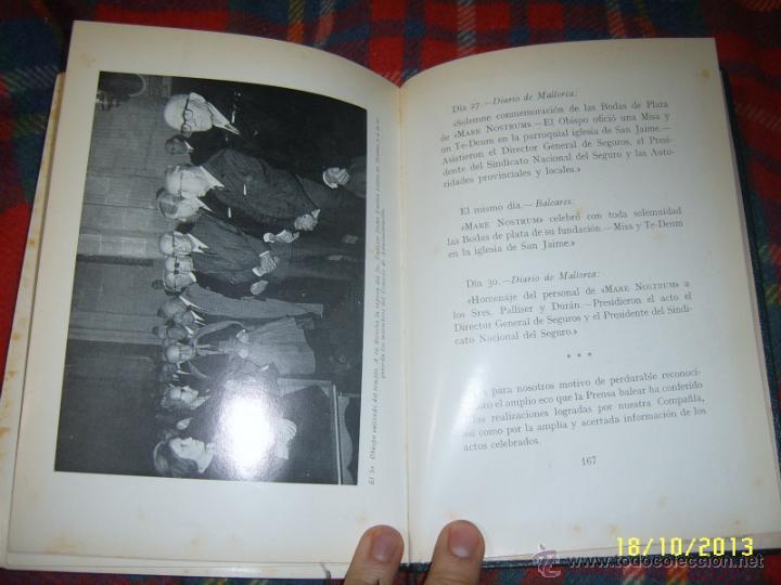 Libros de segunda mano: MARE NOSTRUM.25 ANIVERSARIO. 1ª EDICIÓN 1967.UNA AUTÉNTICA RAREZA.UNA JOYA!!!!. - Foto 42 - 125867498