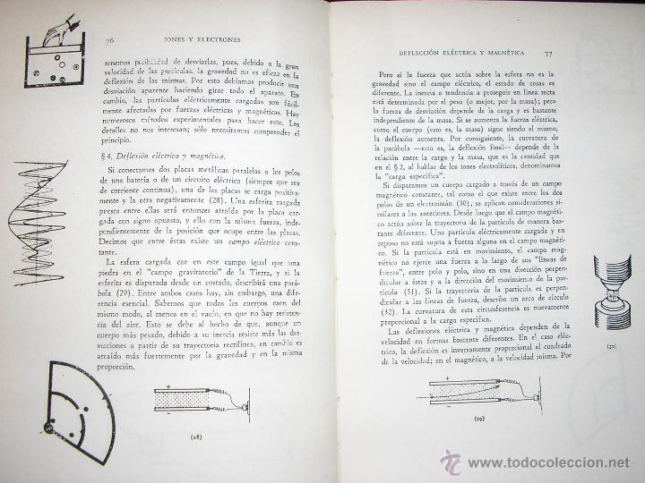 Libros de segunda mano: EL INQUIETO UNIVERSO, por Max Born - EUDEBA - Argentina - 1974 - RARO! - Foto 3 - 40653658