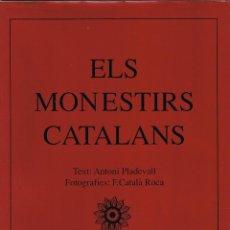 Libros de segunda mano: ELS MONESTIR CATALANS - A PLADEVALL - CATALÀ ROCA - EDICIONS DESTINO - 1974. Lote 40669663