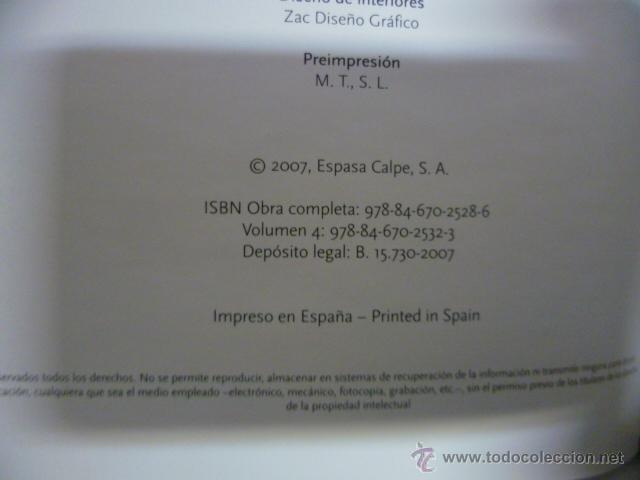 Libros de segunda mano: Cossio. Los toros. El toreo. vol 4. - Foto 2 - 40747794
