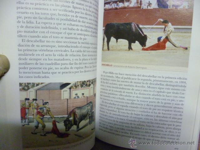 Libros de segunda mano: Cossio. Los toros. El toreo. vol 4. - Foto 3 - 40747794