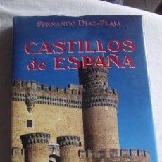Libros de segunda mano: CASTILLOS DE ESPAÑA. FERNANDO DIAZ-PLAJA MAEVA EDICIONES 1995. . Lote 40874253