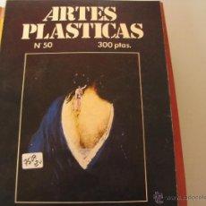 Libros de segunda mano: ARTES PLASTICAS Nº50 ESPECIAL MADRID 19763,80. Lote 40877603