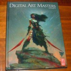 Libros de segunda mano: LIBRO ARTE DIGITAL 'DIGITAL ART MASTERS, VOLUME 4'. Lote 40886109