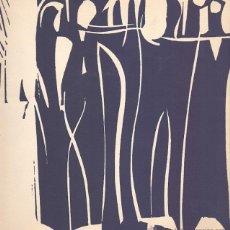 Libros de segunda mano: POEMA J.V. FOIX TOTA AMOR ÉS LATENT EN L´ALTRA AMOR JOSEP GRAU GARRIGA / JOAN VILA GRAU / ESPRIU. Lote 40897579