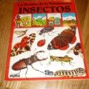 Libros de segunda mano: LA SENDA DE LA NATURALEZA - INSECTOS - EDICIONES PLESA 1977 . Lote 40915857