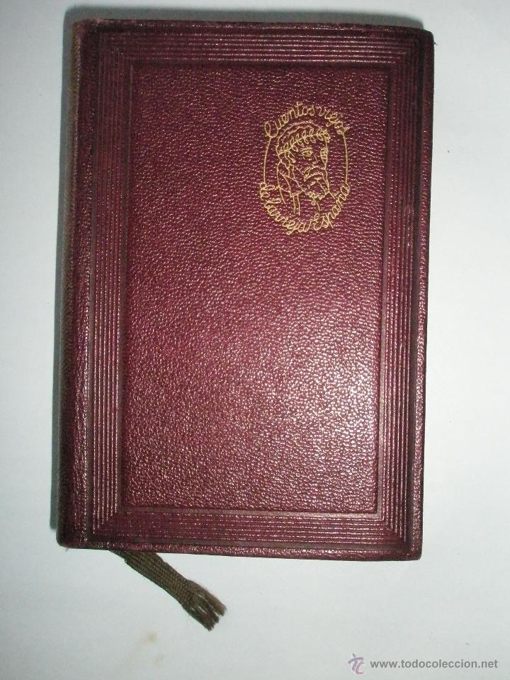 Libros de segunda mano: CUENTOS VIEJOS DE LA VIEJA ESPAÑA. Del siglo XIII al XVIII. Aguilar Joya. 1941.Buen ejemplar - Foto 2 - 40919059