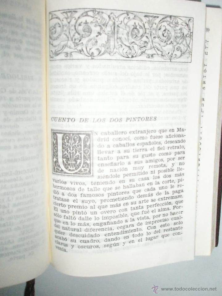 Libros de segunda mano: CUENTOS VIEJOS DE LA VIEJA ESPAÑA. Del siglo XIII al XVIII. Aguilar Joya. 1941.Buen ejemplar - Foto 7 - 40919059