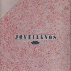 Libros de segunda mano: HOMENAJE A JOVELLANOS, JOSÉ MIGUEL CASO GONZÁLEZ, HIDROELÉCTRICA DEL CANTÁBRICO 1992. Lote 40919726