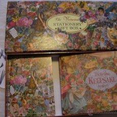 Second hand books - ESTUCHE CON LIBRO DIARIO Y CUENTO VICTORIANO - 40970196