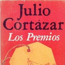 Libros de segunda mano: JULIO CORTÁZAR / LOS PREMIOS . ED. BRUGUERA * TERCERA NOVELA *. Lote 15240980