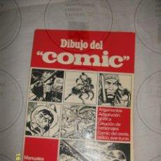 Libros de segunda mano: DIBUJO DEL COMIC. Lote 41032725