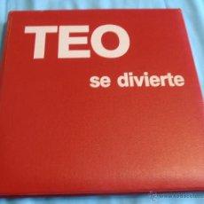 Libros de segunda mano: TEO SE DIVIERTE. Lote 41061730