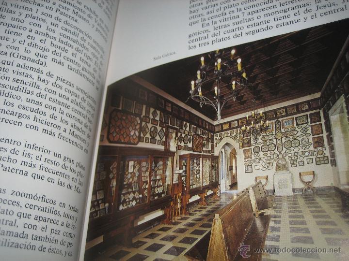Libros de segunda mano: MUSEO NACIONAL DE CERÁMICA Y ARTES SUNTUARIAS GONZÁLEZ MARTÍ - Foto 2 - 41079284