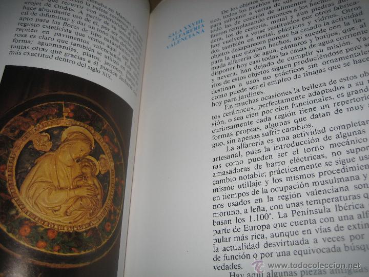 Libros de segunda mano: MUSEO NACIONAL DE CERÁMICA Y ARTES SUNTUARIAS GONZÁLEZ MARTÍ - Foto 3 - 41079284