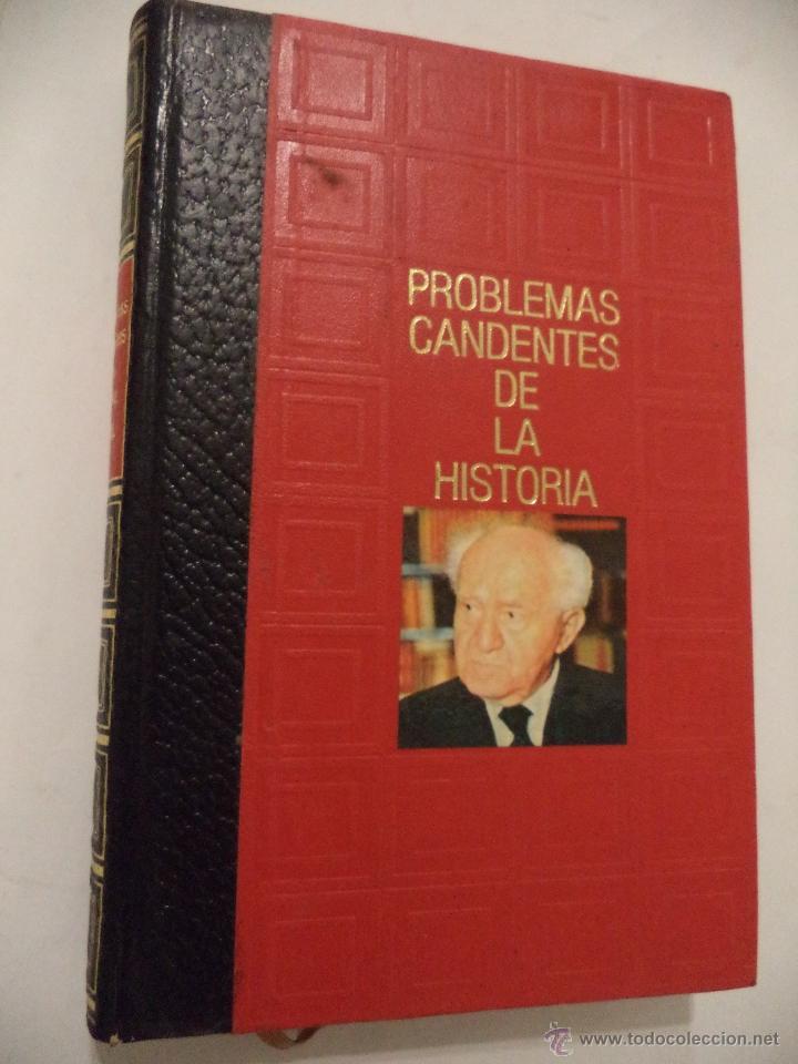 PROBLEMAS CANDENTES DE LA HISTORIA. ISRAEL. GIULIO RICCEZZA. (Libros de Segunda Mano - Historia - Otros)