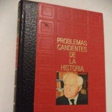 Libros de segunda mano: PROBLEMAS CANDENTES DE LA HISTORIA. ISRAEL. GIULIO RICCEZZA.. Lote 41088605