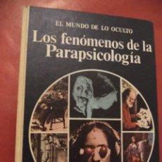 Libros de segunda mano: EL MUNDO DE LO OCULTO. LOS FENÓMENOS DE LA PARAPSICOLOGÍA. STUART HOLROYD.. Lote 173017377