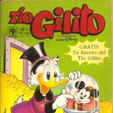 Libros de segunda mano: TIO GILITO Nº1. WALT DISNEY. Lote 41116616