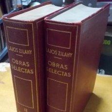 Libros de segunda mano: OBRAS SELECTAS. 2 TOMOS. A-PI-004. Lote 41182872