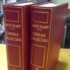 Libros de segunda mano: OBRAS SELECTAS. 2 TOMOS. A-PI-743. Lote 41202106