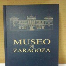 Libros de segunda mano: MUSEO DE ZARAGOZA: 150 AÑOS DE HISTORIA (1848-1998 ). Lote 41202803