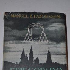 Libros de segunda mano: EL EPISCOPADO GALLEGO A LA LUZ DE DOCUMENTOS ROMANOS. TOMO III: OBISPOS DE LUGO Y MONDOÑEDO RM64268. Lote 41232819