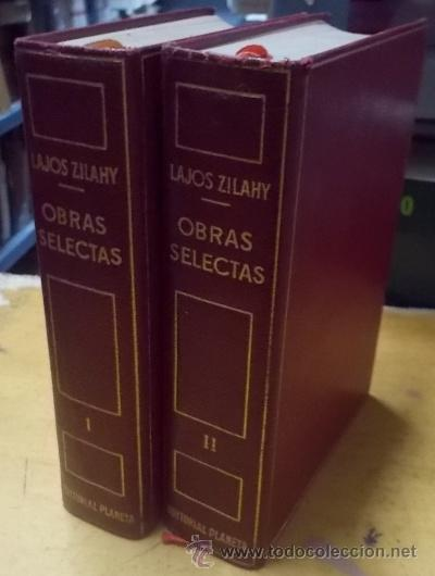 OBRAS SELECTAS. 2 TOMOS. A-PI-746 (Libros de Segunda Mano (posteriores a 1936) - Literatura - Otros)