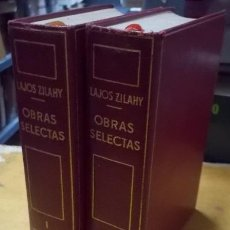 Libros de segunda mano: OBRAS SELECTAS. 2 TOMOS. A-PI-746. Lote 41306154