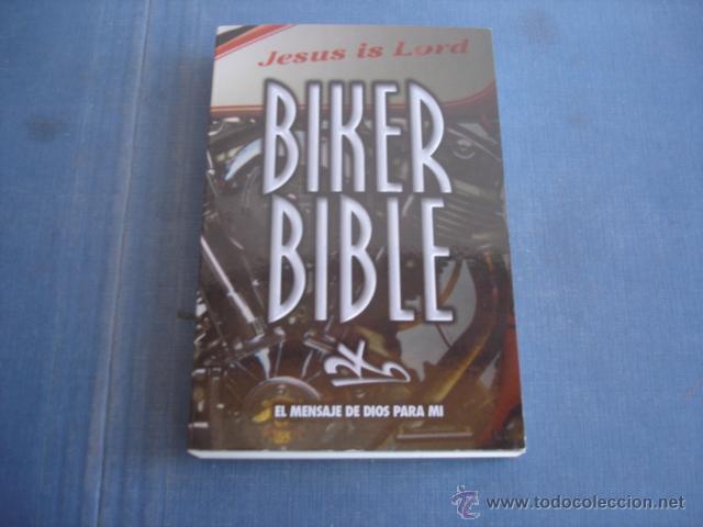 Biker bible el mensaje de dios para mi comprar en for Menaje segunda mano