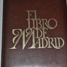 Libros de segunda mano: EL LIBRO DE MADRID. RM64353. Lote 41339140