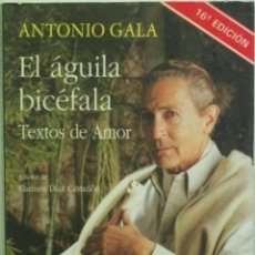 Libros de segunda mano: LIBRO EL ÁGUILA BICÉFALA. Lote 41343448