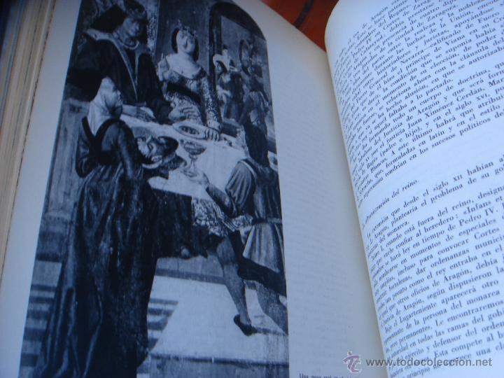 Libros de segunda mano: ARAGON. 2 TOMOS. ED. HERACLIO FOURNIER. ILUSTRADO Y CON MAPAS DESPLEGABLES - Foto 6 - 41425052