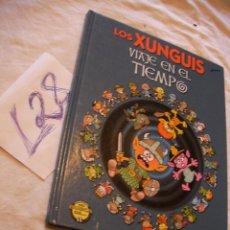 Libros de segunda mano: LOS XUNGUIS - VIAJE EN EL TIEMPO - ENVIO GRATIS A ESPAÑA . Lote 41445793