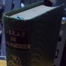 Libros de segunda mano: OBRAS DE DAPHNE DU MAURIER. TOMO II. A-PI-333. Lote 8453111