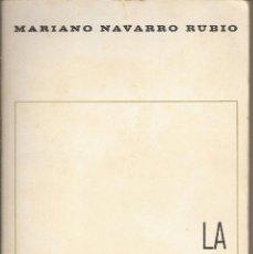 Libros de segunda mano: LA PARTICIPACION SOCIAL - AUTOR. MARIANO NAVARRO RUBIO - AÑO 1967. Lote 41500534