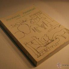 Libros de segunda mano: EFEMÉRIDES MANCHEGAS POR FRANCISCO PEREZ FERNANDEZ - 1971. Lote 41505609