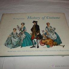 Libros de segunda mano: HISTORY OF COSTUME. THE HUGH EVELYN. HISTORIA DEL TRAJE. Lote 41513856