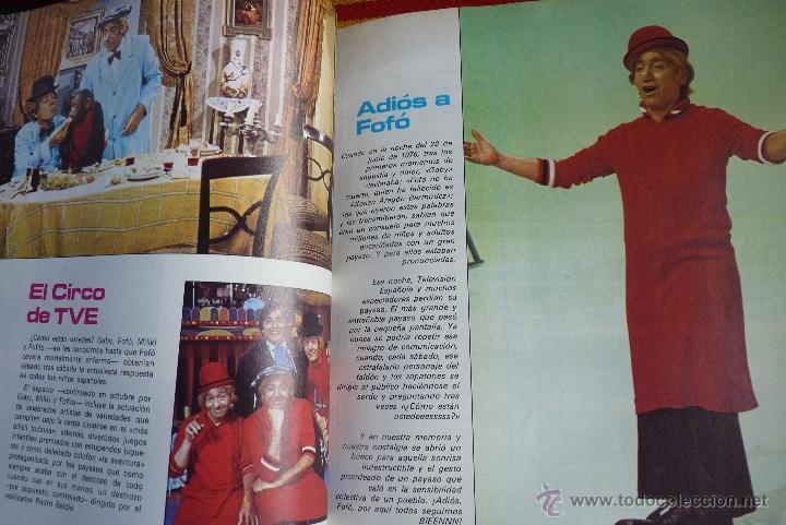 Libros de segunda mano: TELEVISIÓN, EL LIBRO DE RADIOTELEVISIÓN ESPAÑOLA 1976 - Foto 4 - 41564586