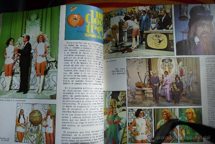 Libros de segunda mano: TELEVISIÓN, EL LIBRO DE RADIOTELEVISIÓN ESPAÑOLA 1976 - Foto 7 - 41564586