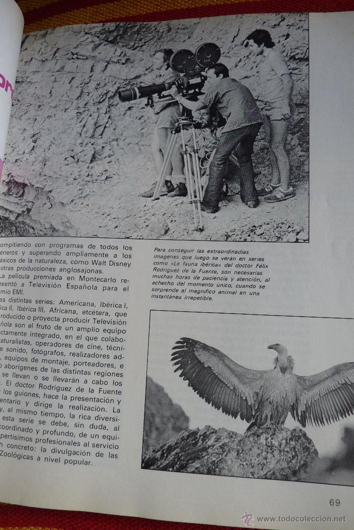 Libros de segunda mano: TELEVISIÓN, EL LIBRO DE RADIOTELEVISIÓN ESPAÑOLA 1976 - Foto 11 - 41564586